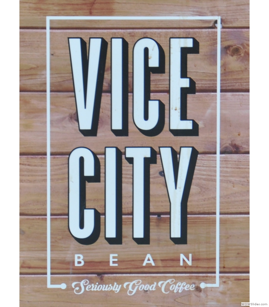 Vice City Bean, a second entrant on this year's shortlist from Miami.