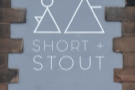 Another newcomer in Chester, Short + Stout also has interesting geometric light 'shades'.