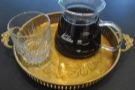 ALL DAY, where I enjoyed a Kalita Wave of an Ethiopian coffee from local roasters Per'la.