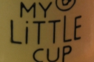 My Little Cup, in Montreal's Underground City, is outside the barriers to McGill metro.