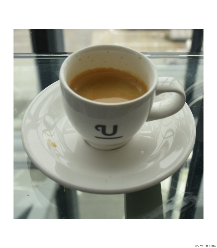 Improving Airline Coffee: a partnership between British Airways & Union Hand-roasted.