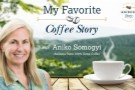 A Passion For All Things Coffee, my appearance on  My Favourite Coffee Story Podcast.