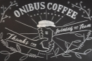 Onibus Coffee, Nakameguro, with a delightful shady outdoor seating area down the side.