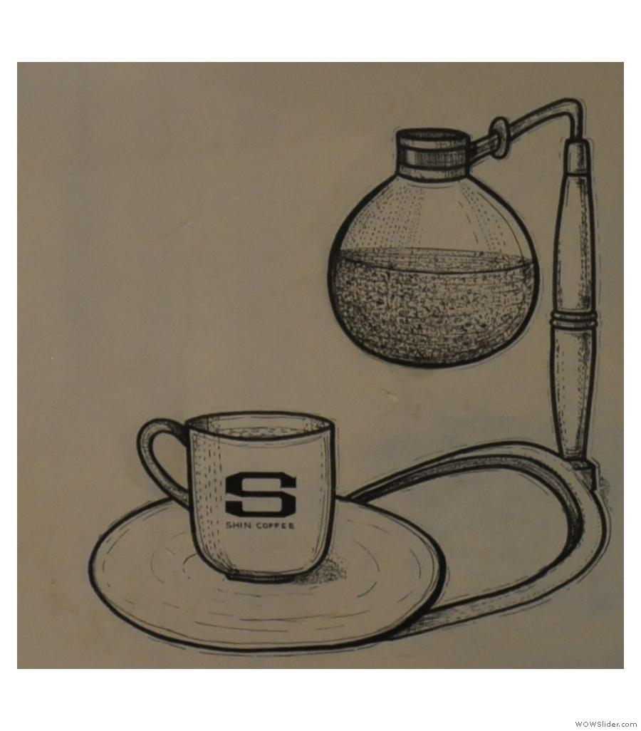 Shin Coffee, Hồ Huấn Nghiệp, the second Shin Coffee, plus the roastery too!