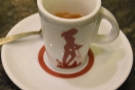 Finally, Tazza D'Oro, one of Rome's quintessential espresso bars...