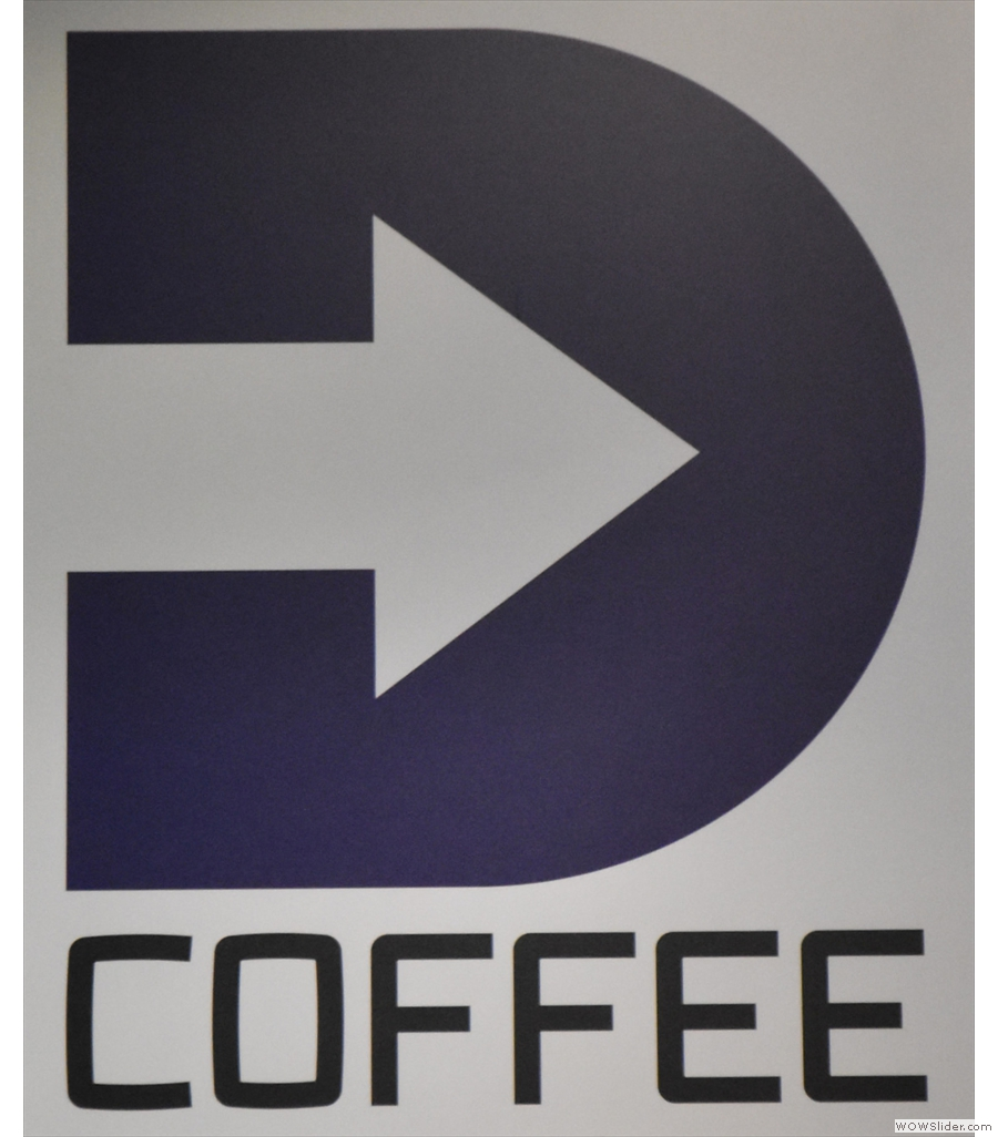 Detour Espresso, simplicity itself in Edinburgh.