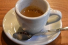 & Espresso, in an old, converted rice storehouse in Tomi, Japan.