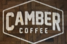 Camber Coffee, its an immense sense of space given by its high ceilings & many windows.