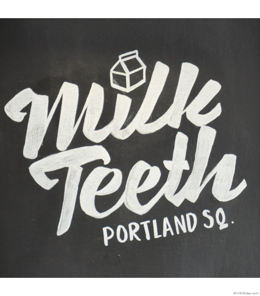 Milk Teeth Cafe & Stores, doing things differently in St Paul's, Bristol.