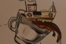Faro, Luminari Del Caffe, bringing speciality coffee to Rome...