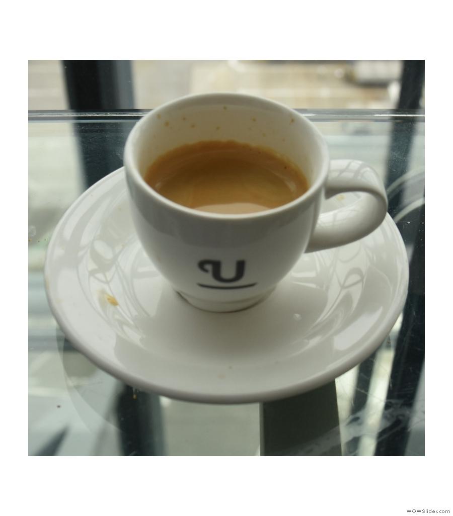 Airline Coffee: British Airways & Union Hand-roasted, the Best Saturday Supplement.