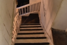 Instead, it's time to go back down... Why do stairs always look steeper from above?