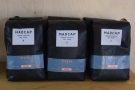 When I visited in March 2018, the house-roaster was Madcap, with a variety of beans...