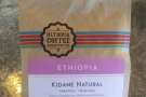 I'd also been in earlier in the week for a stunning Ethiopian through the Aeropress.