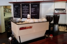 I decided to put the two-group La Marzocco Strada to work...