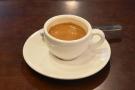 My espresso on its own.