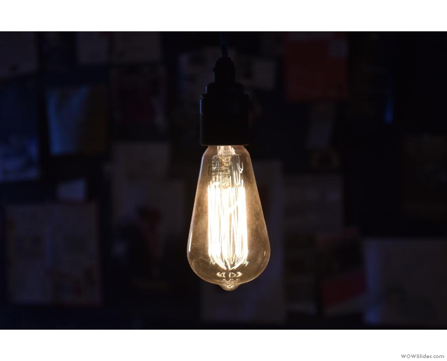 Obligatory light bulb shot number 2.