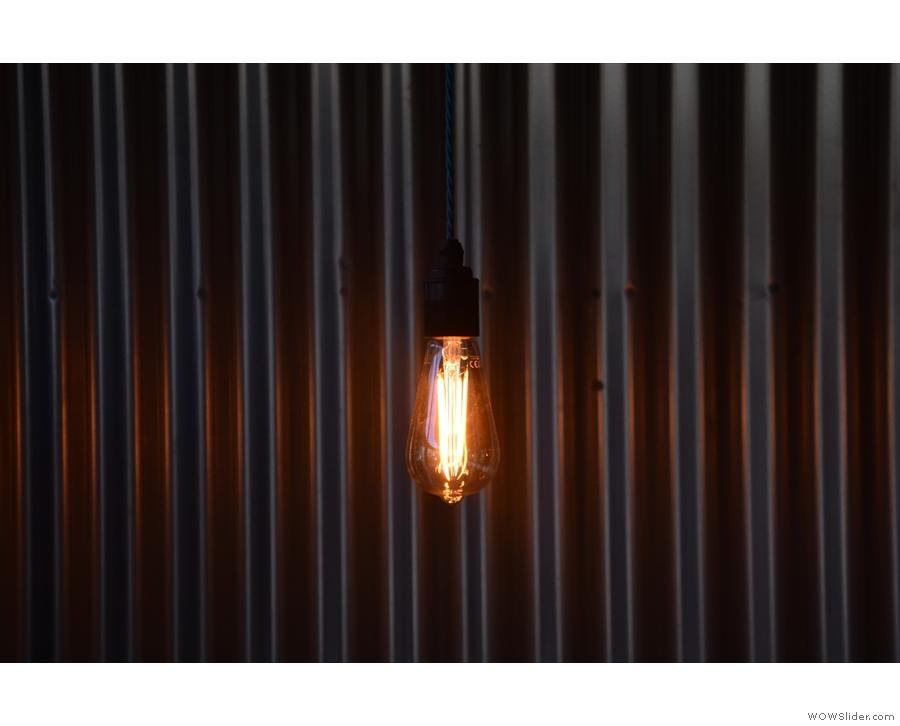Obligatory light bulb shot number 1.
