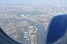 Back over the Thames we go and over...