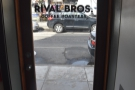 If you've only come for takeaway, that might be all you see of Rival Bros.