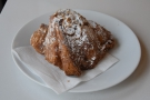 ... which I paired with an almond croissant, which is where I'll leave you.