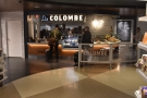 The first of two La Colombe outlets in Philadelphia Airport. This one is at Terminal B...