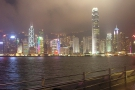 I also loved seeing the skyline at night, this time from Kowloon.