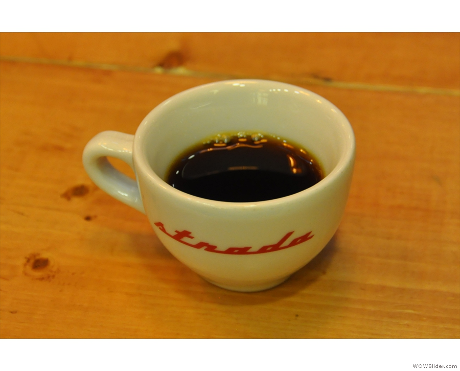 Over the years, I've had quite a bit of coffee. My first was a sample of a Kenyan AA...