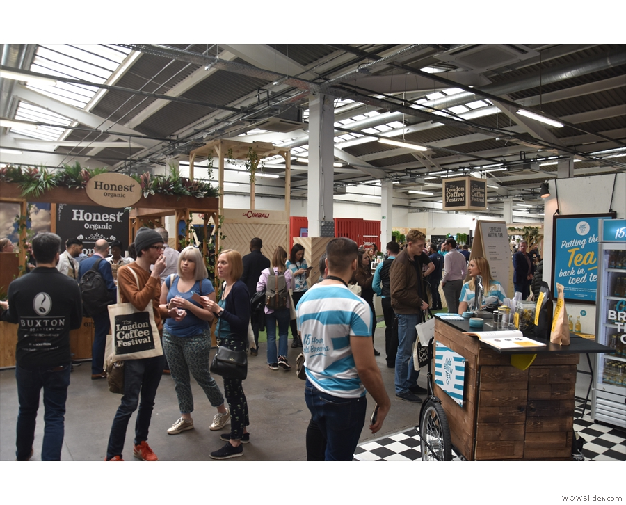 London Coffee Festival 2019 Round Up Brians Coffee Spot