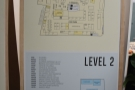 ... and here's Level 1 and Level 2. There's also a list of exhibitors.