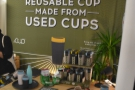 ... while rCup, who I'd seen at last year's festival, were back with an 8oz cup.