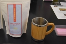 I tried the Complex as a pour-over in my Global WAKEcup...