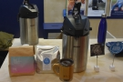 Talking of which, I also caught up with my friends at Swiss Water decaf.