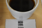There were several good coffees on the table, but this Yunnan really jumped out at me.