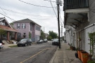 The quiet, residential streets of Algiers Point do not look the mostly likely place for...