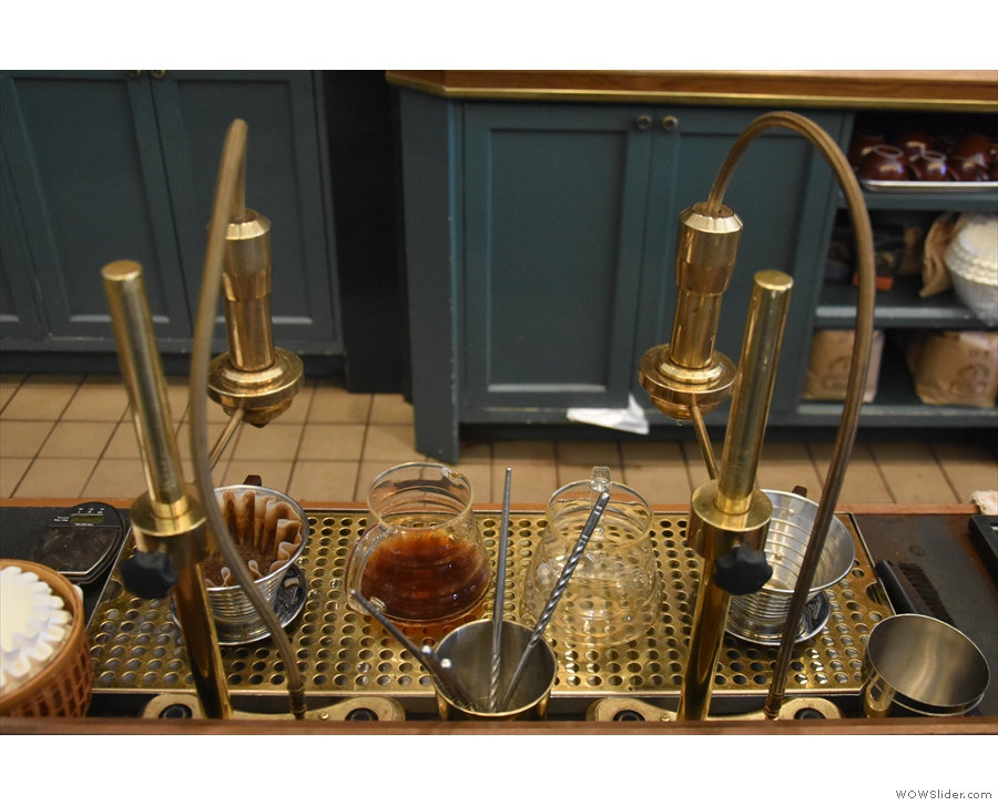 ... Stumptown using the Kalita Wave filter with its Modbars.