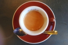 ... a single-origin Colombian which was the guest espresso and barista Rashidah's pick.
