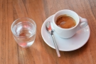 I decided to stay and have the single-orign Burundi as an espresso.