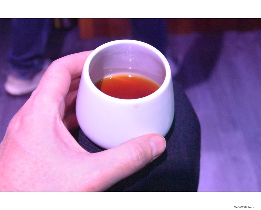 Cup 2: Tulip.