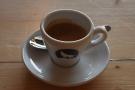 Naturally, I had to have a shot of the El Salvador single-origin house-espresso.