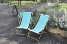 Another view of the deckchairs.