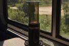... where my Aeropress made a rare appearance, seen here staring out of the window.