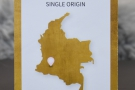 There's also a single-origin on batch brew...