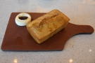 On my return, I went for the Willa Green cornbread which was more dessert-like than...