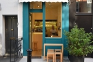 Blink and you'll miss it, the narrow blue store front on Hansen Street that is home to...