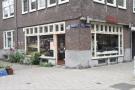 Standing on a fairly nondescript street corner in Amsterdam...