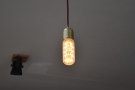 Naturally, Caffènation has its fair share of exposed bulbs, some fancy...
