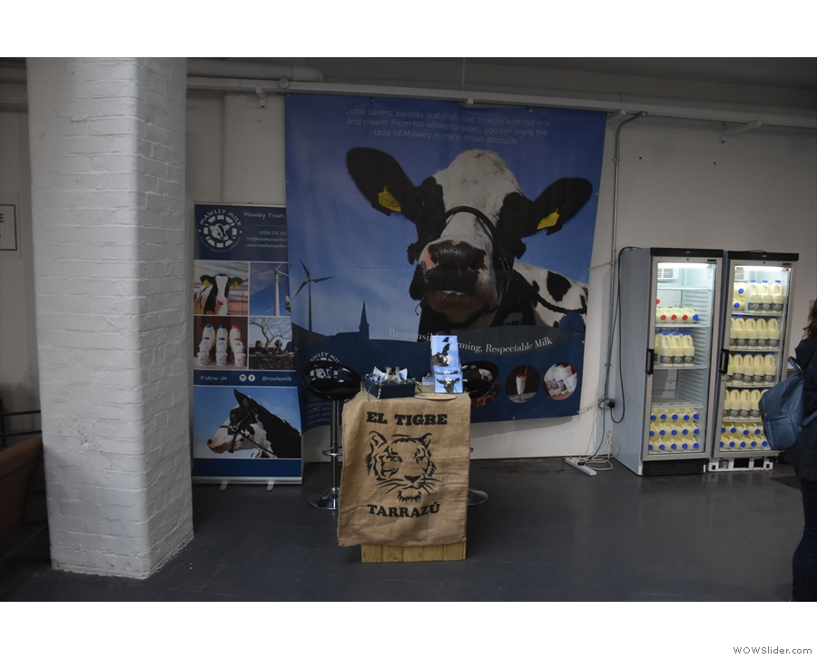 Mawley Milk, taking sustainability to the next level in dairy farming.