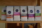 ... with all of Ngopi's single-origins to choose from on the top...