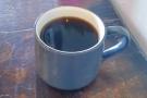 ... and, finally, followed with a pour-over, using the El Salvador Finca Las Ventanas.